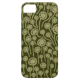 090512 Khaki on Dark Olive Case For The iPhone 5