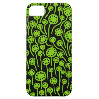 090512 Martian Green on Black iPhone 5 Cases