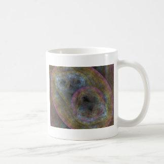 11 1 fractal basic white mug