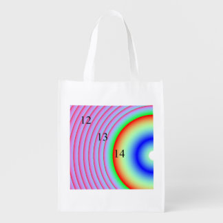 12/13/14 Nuclear Rainbow Tote Bag