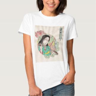 13 gueixa 2 t-shirts