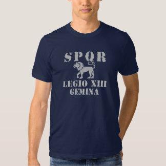 13 Julius Caesar's 13th 'Gemina' Legion Shirt
