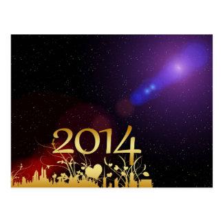 2014 New Years Postcard
