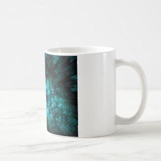 3 1 fractal basic white mug