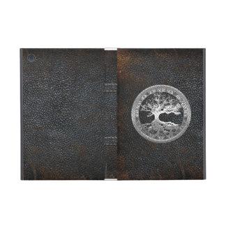 [400] Celtic Tree of Life [Silver] iPad Mini Covers