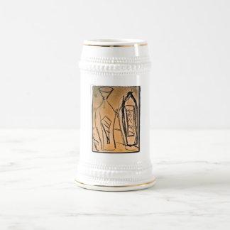 40 oz beer steins