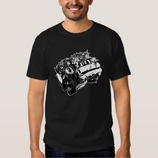 440 Six Pack Black T Shirt