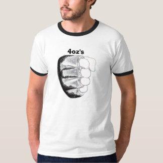 4oz's tshirts