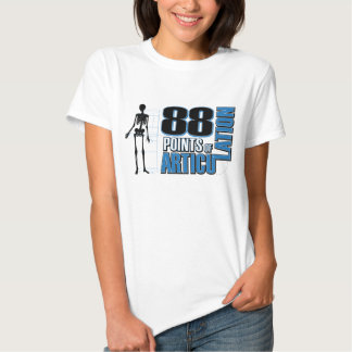 """""""88 Points of Articulation"""" T-Shirt"""