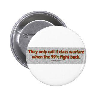99PctFightBack 6 Cm Round Badge