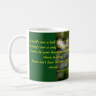 A Bell's Not A Bell... Basic White Mug