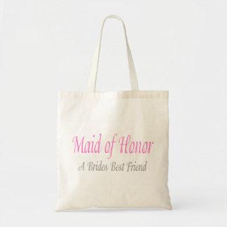 A Bride's Best Friend Budget Tote Bag