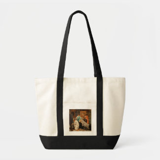 A Collector of Pictures at the Time of Augustus, 1 Impulse Tote Bag