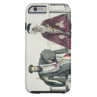A Greek Priest and a Turk, engraved by the Thierry Tough iPhone 6 Case