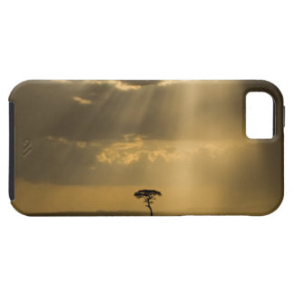 A mystical sunset on return to camp in the tough iPhone 5 case