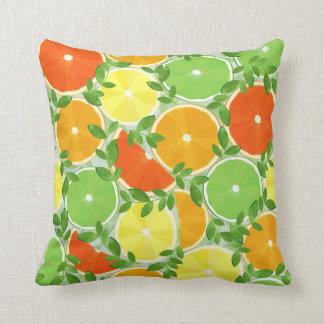 A Slice of Citrus Cushions