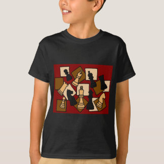 AA- Awesome Chess Game Pieces Art Shirt