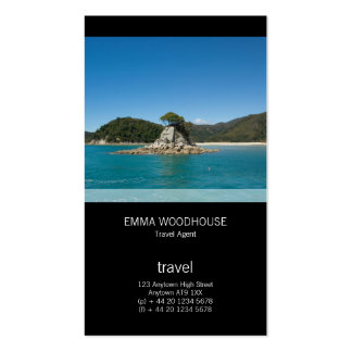 Abel Tasman N.P. Coast Pack Of Standard Business Cards