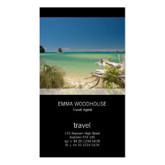 Abel Tasman National Park Pack Of Standard Business Cards