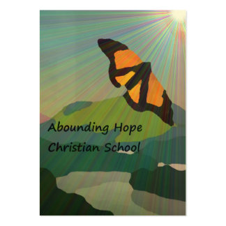 Abounding Hope Business Cards