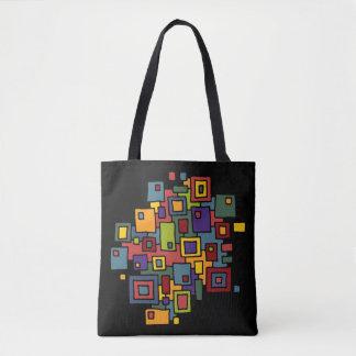 Abstract ART - CITY MAPS II Tote Bag