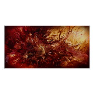 Abstract Design c560 Poster