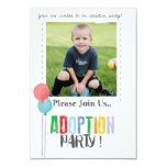 Adoption Party Invites