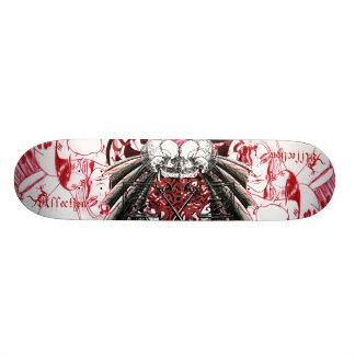 Affection Kissing Skulls Skateboards
