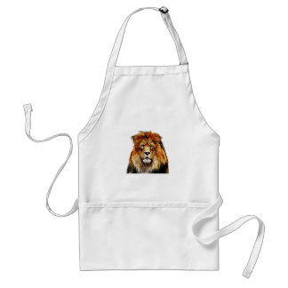 African Lion Standard Apron