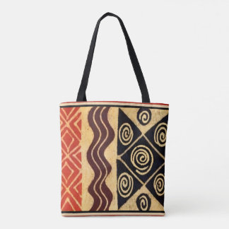 African Tribal Mother's Day Tote Bag Gift