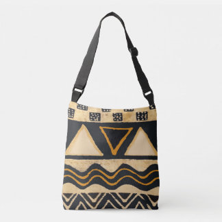 African Tribal Tote Bag - Mothers Day Gift