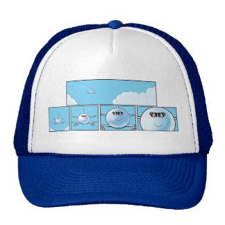 Airline Pilots Cartoon Cap