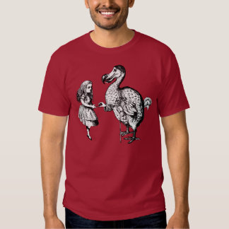 Alice and the Dodo T Shirt