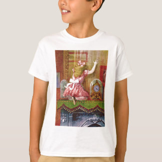 ALICE THROUGH THE LOOKING GLASS T SHIRTS