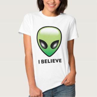 Alien: I Believe T-shirt