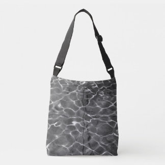All-Over-Print Abstract Light Reflections On Water Tote Bag