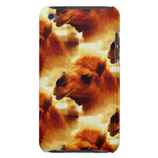 Alluring Camel Face iPod Touch Cover