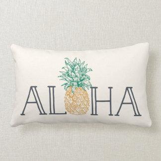 Aloha Hawaiian Pineapple Cushion