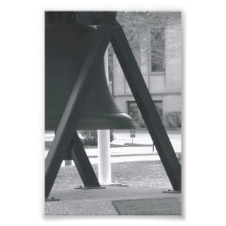 Alphabet Photo Letter A1 Black and White