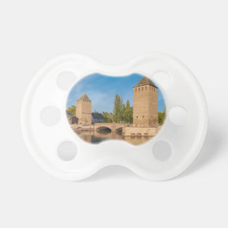 Alsace Strasbourg Henry Tower Pont Envelopes Baby Pacifiers