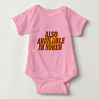 Also Available In Sober T-shirts