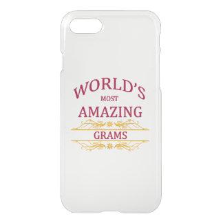 Amazing Grams iPhone 7 Case