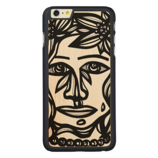 Ambitious Angelic Cool Thrilling Carved® Maple iPhone 6 Plus Case