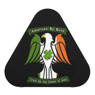 American by Birth, Irish by the Grace of God Eagle