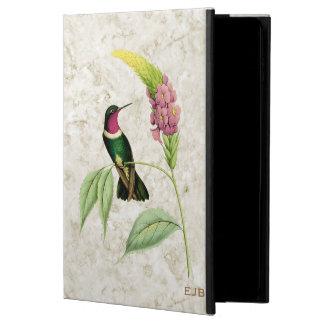 Amethyst Throated Hummingbird iPad Air 2 Case