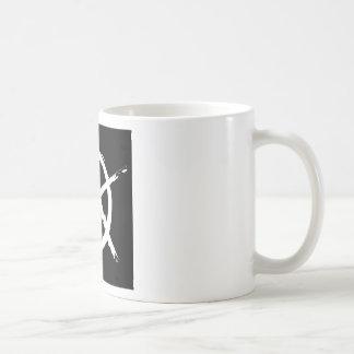 Anarchy Basic White Mug