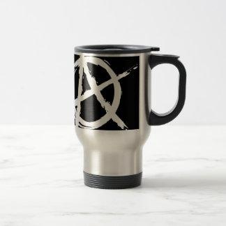 Anarchy Stainless Steel Travel Mug