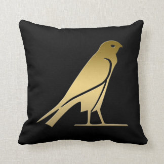 Ancient Egyptian bird – goddess Nekhbet Cushion