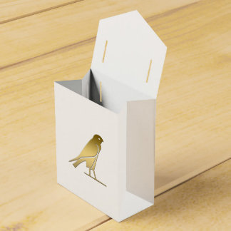 Ancient Egyptian bird – goddess Nekhbet Party Favour Boxes