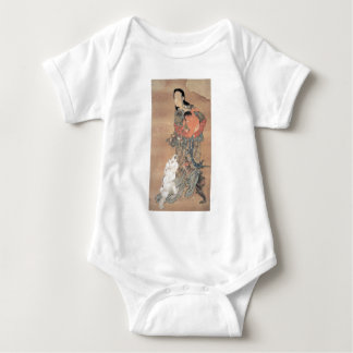 Ancient Japanese Painting Tee Shirt